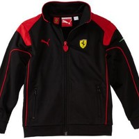 Puma - Kids Boys Toddler Ferrari Track Jacket