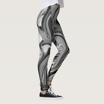 EveryColor#1(Black and White) Leggings
