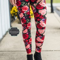 Kiss from a Rose Leggings