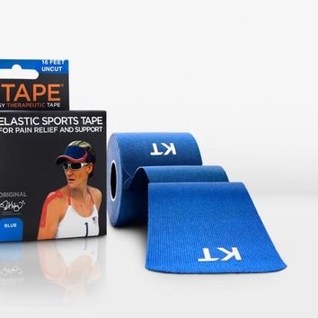 KT TAPE Cotton 16 Foot Uncut Kinesiology Therapeutic Tape