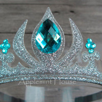 Elsa Crown/ Elsa Crown Headband Girl Elsa Crown ,Frozen Headband,baby princess headband,Princess headband/Baby Elsa Crown