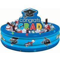 Graduation Inflatable Cooler