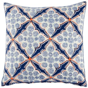 Aruna Decorative Pillow by John Robshaw | CLEARANCE