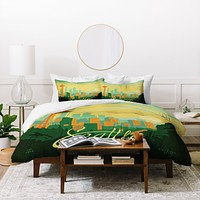 Anderson Design Group Seattle Duvet Cover