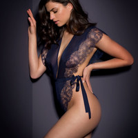 Shop Collection by Agent Provocateur - Willa Playsuit
