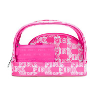 Makeup Bag Trio - PINK - Victoria's Secret