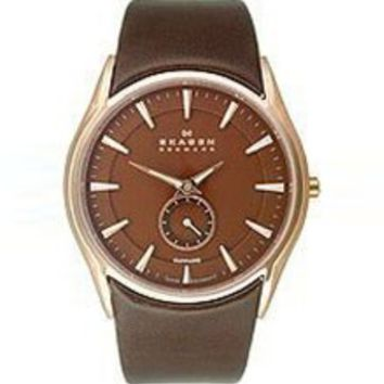 Skagen Mens Quartz Watch 808XLRLD