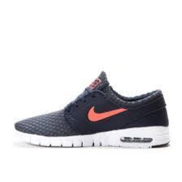 ef33b54f4a20 Nike SB Stefan Janoski Max-Obsidian Hot from Bare Wires Surf Shop