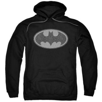 ac NOOW2 Batman - Elephant Signal Adult Pull Over Hoodie