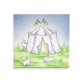 Wendy Bellissimo™ Mix & Match Tent Under the Stars Canvas Wall Art