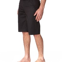 - ICON CHINO SHORTS BY OAKLEY IN JET BLACK