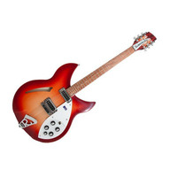 Rickenbacker 330/12 12-String Electric Guitar - Fire Glo at Hello Music