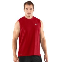 Under Armour Men's Charged Cotton® Sleeveless T-shirt