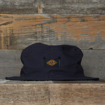 Trench Mark Bucket Hat Navy