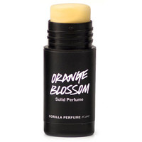 Orange Blossom Solid Perfume - Lush