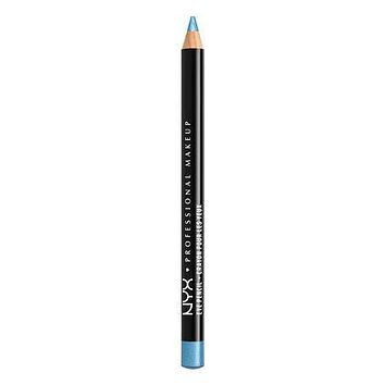 NYX Slim Eye Pencil - Sky Glitter - #SPE936