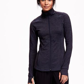 Old Navy Compression Full Zip Jacket