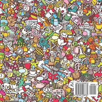 Oodles Of Doodles An Advanced Coloring Book For Adults Full Detailed Patterns Sac