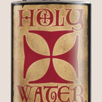 Holy Water Hip Flask - The Afternoon