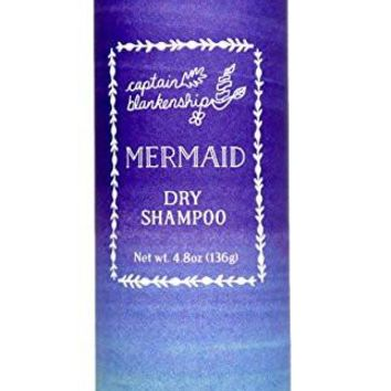 Organic Mermaid Dry Shampoo (4 oz)