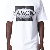 Diamond Supply Co On The Table T-Shirt - Mens Tee