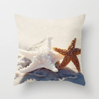 Best Friends Throw Pillow by Erin Johnson | Society6