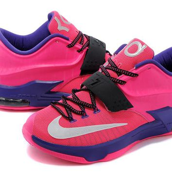 Nike Mens Kevin Durant KD 7 SE EP Pink/Purple US7-12