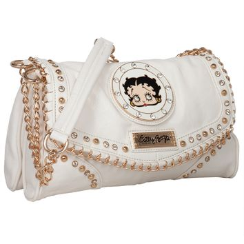 Betty Boop - Circle Betty White Dress Bag