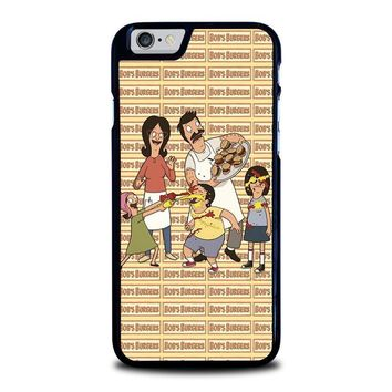 bob s burgers tina belcher 2 iphone 6 6s case cover  number 1