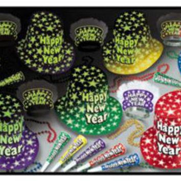 New Year Glow Party Kit - Assorted