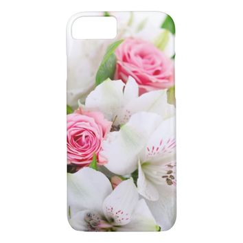 Flower Bouquet iPhone 8/7 Case