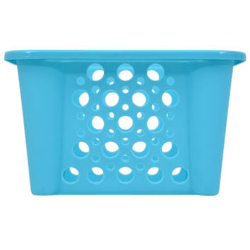 "Bulk Plastic Stacking ""Dots"" Storage Baskets at DollarTree.com"