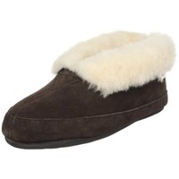 Tamarac by Slippers International Women's Galaxie Shearling Slipper,Rootbeer,6 M US