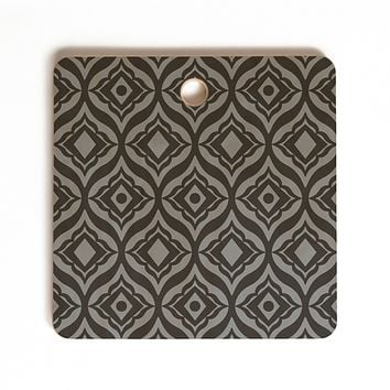 Heather Dutton Trevino Dusk Cutting Board Square