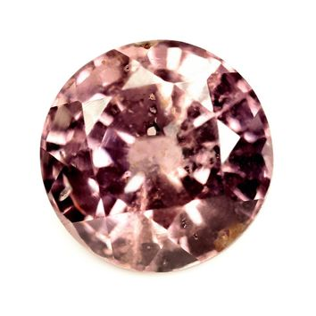 0.75ct Certified Natural Padparadscha Sapphire