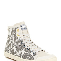 Seksti William Morris Mid Sneaker