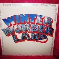 A Winter Wonder Land Vinyl Record Barbara Streisand Etc CBS Special Sealed 1985