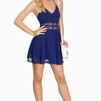 Heart is Lacing Dress $60