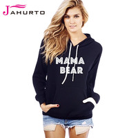 "MAMA BEAR Hoodies Hipster Pocket Tracksuit ""FREE SHIPPING"""