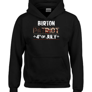 BURTON Patriot 4th of July - Hoodie