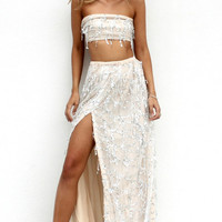 Tarrissa 2 Piece Sequin Outfit