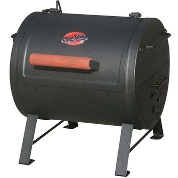 Chargriller Table Top Charcoal Grill and Side Fire Box