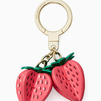 strawberry keychain | Kate Spade New York