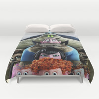 HOTEL TRANSYLVANIA 2 Duvet Cover by Acus