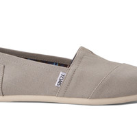 Light Grey Women's Canvas Classics US