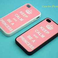 Iphone 4 Case - Keep Calm Series, I.. on Luulla
