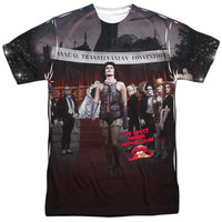 Rocky Horror Picture Show Annual Convention Tshirt