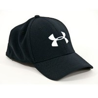 Under Armour Men's Armour® Stretch Fit Cap Combo Large & Extra Large Black