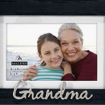 "Malden ""Grandma"" Photo Frame"
