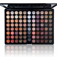 SHANY Natural Fusion Eyeshadow Palette (88 Color Eyeshadow Palette, Nude Palette), 2.15 Ounce:Amazon:Beauty